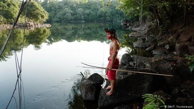 Последният властелин на гората – изчезващата Амазония