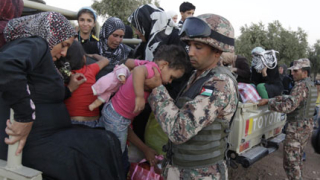 Сирийската опозиция превзе град Тел Чехаб