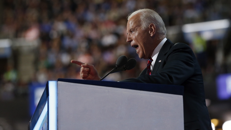 Джо Байдън е фаворитът на демократите за президентските избори през 2020 г.