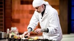 """Chef Петър Михалчев преподава """"рецептата на императора"""""""