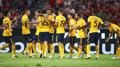 Атлетико се наложи над Ливърпул с дузпи и си тръгва с трофей от Мюнхен (ВИДЕО)