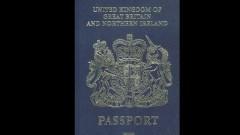 Холандци ще печатат новите британски паспорти