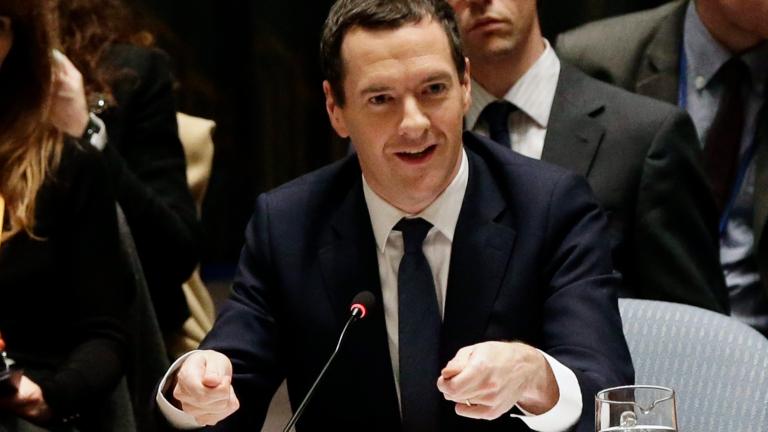 """Озбърн: Англия губи десетки хиляди работни места във финансовия сектор при """"Брекзит"""""""