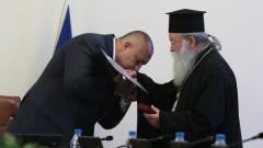 Митрополит Гавриил връчи на премиера почетна грамота