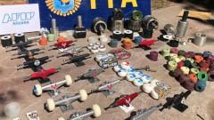 В Европа хванаха кокаин в колелата на скейтборди