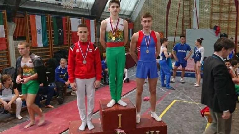 Българските гимнастици спечелиха общо 21 златни медала, 19 сребърни и