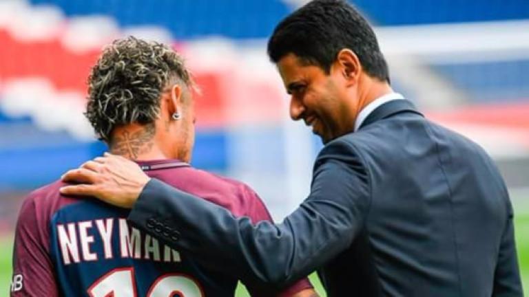 Барселона вчера обяви, че ще съди Неймар заради прекратявянето на