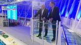 Министър Кралев и кметът на Бургас обсъдиха възможността за изграждане на нов стадион