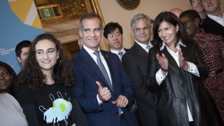 Кметовете на най-големите градове в света заклеймиха световните лидери за бездействието за климата