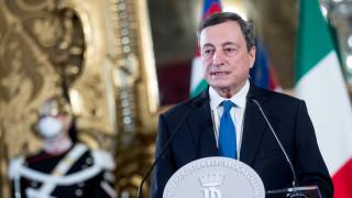 Марио Драги се съгласи да сформира ново правителство на Италия