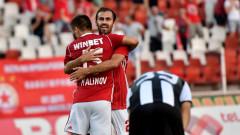 Тиаго: Уверих се, че ЦСКА е най-добрият отбор в България