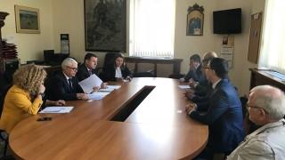 Патриотите повикаха албанския посланик в София заради българското малцинство