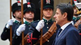 Конте: Италия ще представи на ЕС нов проект за бюджет