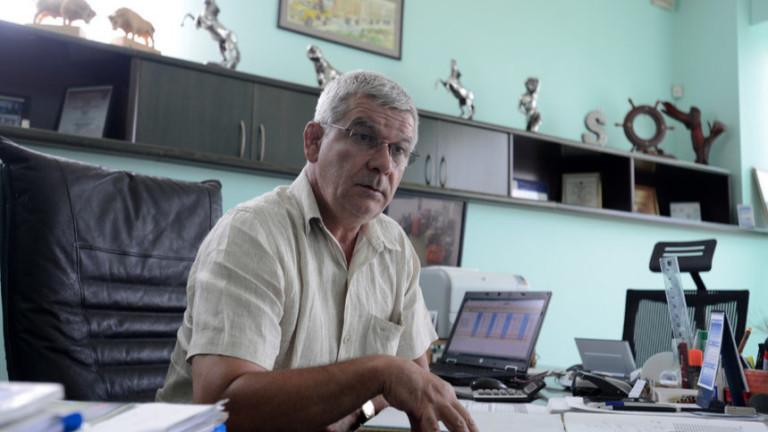 Кирил Вътев, бизнесмен и бивш старши треньор на националния ни
