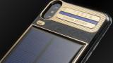 Луксозната руска версия на iPhone X със соларна батерия за $4000