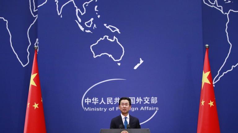 Пекин се защити: Китай е жертва на дезинформация, а не инициатор