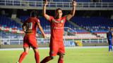 Новият колумбийски нападател в ЦСКА се казва... Меркадо!