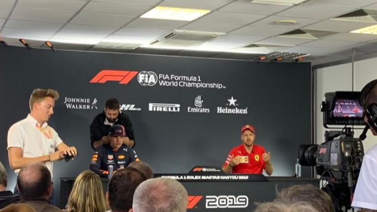 Себастиан Фетел оцени представянето си през сезона във Формула 1.Немският