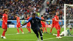 """Няма кой да спре Франция! """"Петлите"""" сложиха край на приказката за Белгия и са на финал!"""