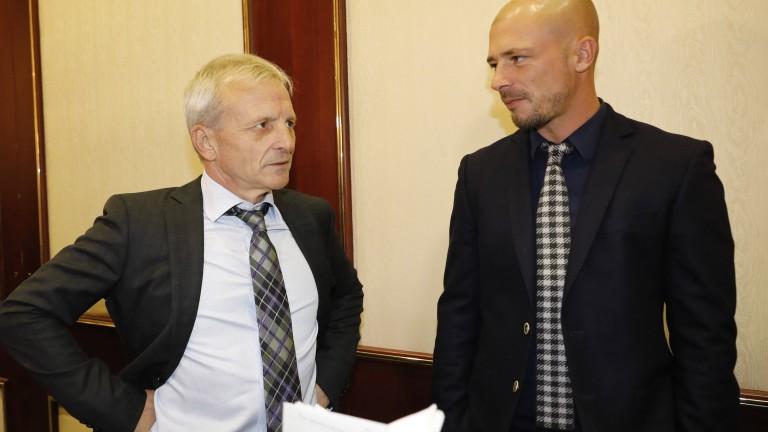 Гриша Ганчев пред ТОПСПОРТ: ЦСКА си има треньор, няма всяка седмица да се занимаваме с рокади