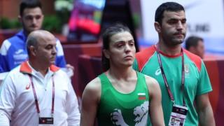Жалко! Мими Христова не успя да спечели бронзов медал на Европейското