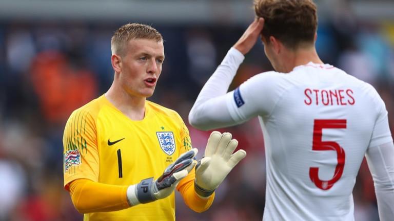 Вратарят на английския национален отбор и Евертън Джордан Пикфорд заяви,