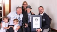 В Израел почина най-възрастният мъж на Земята