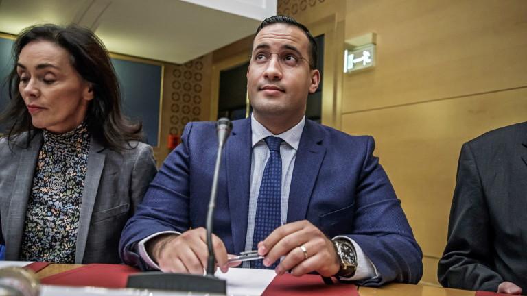 Снимка: Френски сенатори: Съветникът на Макрон трябва да бъде съден за лъжа