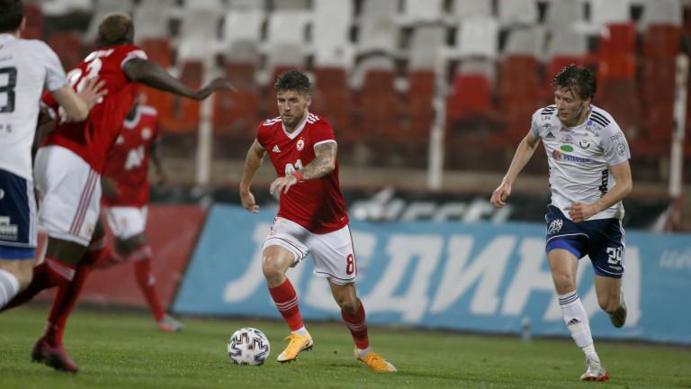 Голяма отговорност за Греъм Кери в ЦСКА