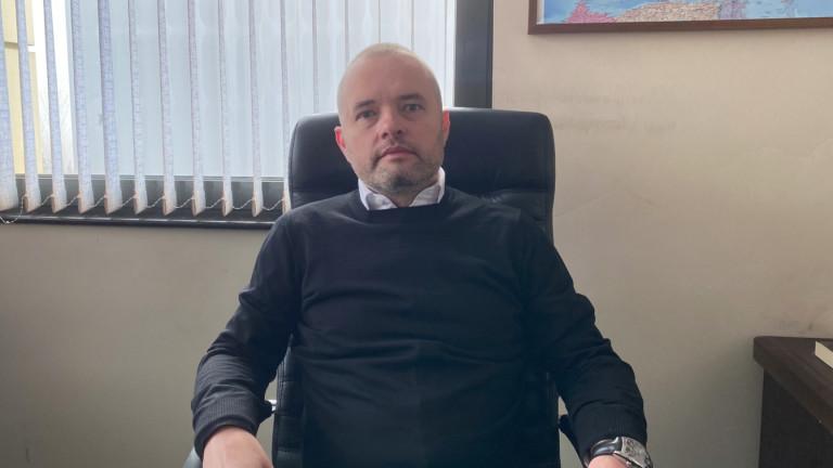 Николай Драгомирецки, главен изпълнителен директор на ФНИБ АДСИЦ