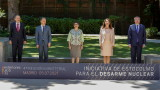 Германия, Испания и Швеция настояват за глобално ядрено разоръжаване