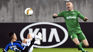 Георги Терзиев: Жалко за втория гол, Интер са доста голяма класа