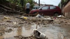 8 души са ранени при тежката буря в Букурещ