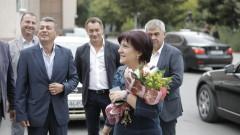Караянчева възмутена, че Цветанов подкрепя президента и служебен кабинет