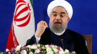 Рохани готов да изведе Иран от споразумението по ядрената програма