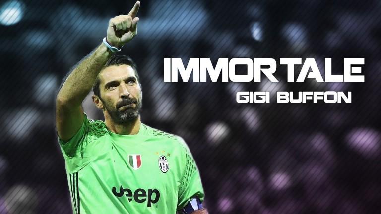 Легендарният вратар на Италия и Ювентус - Джанлуиджи Буфон официално