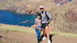Кристиано Роналдо показа красотите на остров Мадейра