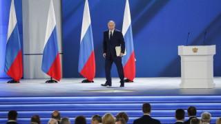 Путин пита Запада защо мълчи за опита за преврат в Беларус