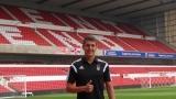 18-годишен българин подписа за още 2 години с Нотингам