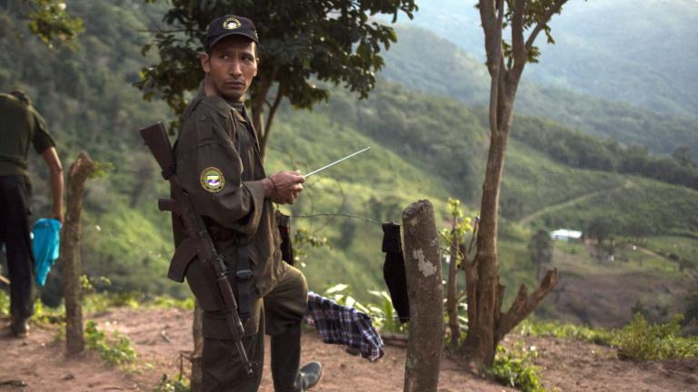 Колумбийската групировка ФАРК поиска спешна среща с президента Хуан Мануел