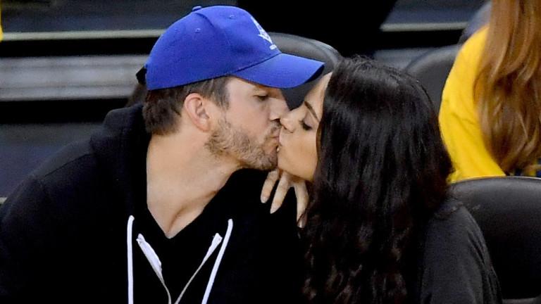 Много са двойките, които първо са се целунали на екрана,