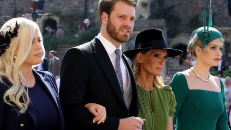 Сред гостите на сватбата на принц Хари и Мегън Маркъл