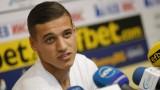 Кирил Десподов, най-добър футболист в Първа лига за месец август: В ЦСКА не си завиждаме, семейство сме