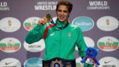 Тайбе Юсеин и Петър Касабов са спортист и треньор номер едно за септември