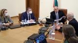 Готови сме да посрещнем първите ваксини, уверява Борисов