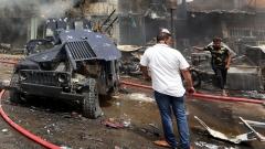 12 загинали и 34 ранени при терористична атака в иракския град Тикрит