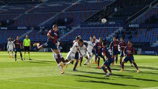 Леванте с бърза победа срещу Хетафе