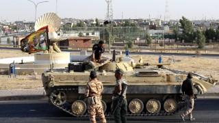 Иракските и кюрдски сили с примирие