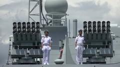 Китайски боен кораб заходи на 41 метра от американски разрушител