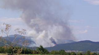Липсва високопроходима техника за гасене на пожари
